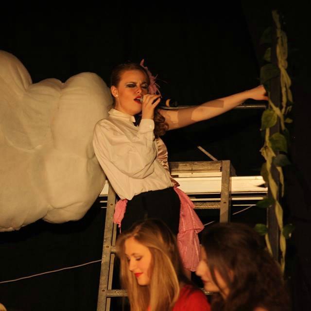 Teaterkoncert Kærligheden Kalder Foto: Kim Vilstrup